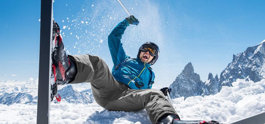 Lesiones deportes de invierno | Clínica Vegasalud