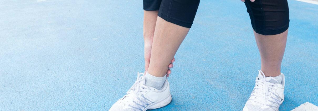 Recuperar un esguince de tobillo